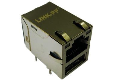 Conector do RJ45 USB